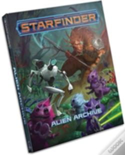 Wook.pt - Starfinder Roleplaying Game: Alien Archive