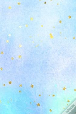 Wook.pt - Starry Painted Skies Composition Notebook - Small Ruled Notebook - 6x9 Lined Notebook (Softcover Journal / Notebook / Diary)