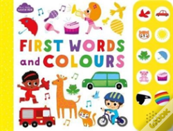 Wook.pt - Start Little Learn Big First Words And Colours