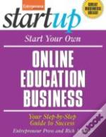 Start Your Own Online Education Business