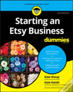 Wook.pt - Starting An Etsy Business For Dummies