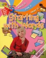 Starting With Words