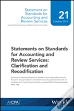 Statements On Standards For Accounting And Review Services