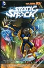 Static Shock Tp Vol 01 Supercharged