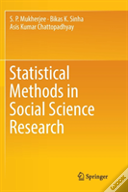 Wook.pt - Statistical Methods In Social Science Research