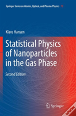 Wook.pt - Statistical Physics Of Nanoparticles In The Gas Phase