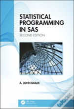 Statistical Programing In Sas Second Edition