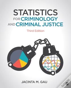 Wook.pt - Statistics For Criminology And Criminal Justice