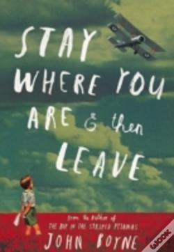 Wook.pt - Stay Where You Are And Then Leave