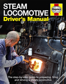 Wook.pt - Steam Locomotive Driver'S Manual