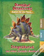Stegosaurus And Other Jurassic Dino