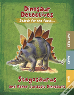 Wook.pt - Stegosaurus And Other Jurassic Dino