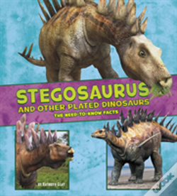 Wook.pt - Stegosaurus And Other Plated Dinosa