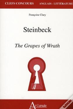 Wook.pt - Steinbeck ; The Grapes Of Wrath ; Agreg Capes