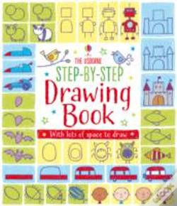 Wook.pt - Step By Step Drawing Book