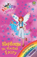 Stephanie The Starfish Fairy