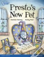 Stepping Stones: Presto'S New Pet - Blue Level