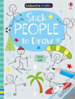 Stick People To Draw X5