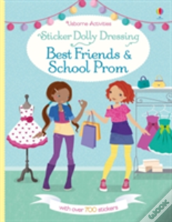 Wook.pt - Sticker Dolly Dressing Best Friends And School Prom