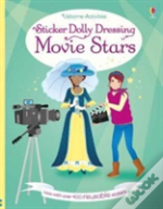 Sticker Dolly Dressing Movie Stars