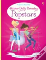 Sticker Dolly Dressing Popstars