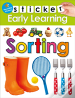 Sticker Early Learning Sorting