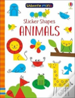 Sticker Shapes Animals X5