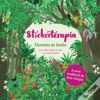 Stickerterapia: Florestas de Sonho