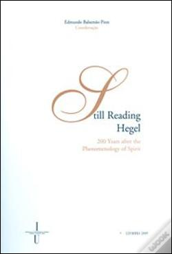 Wook.pt - Still Reading Hegel
