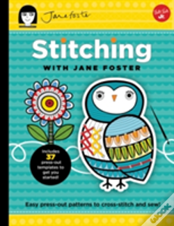 Wook.pt - Stitching With Jane Foster