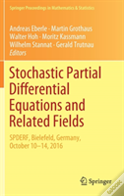 Wook.pt - Stochastic Partial Differential Equations And Related Fields