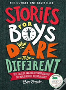 Wook.pt - Stories For Boys Who Dare To Be Different