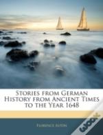 Stories From German History From Ancient