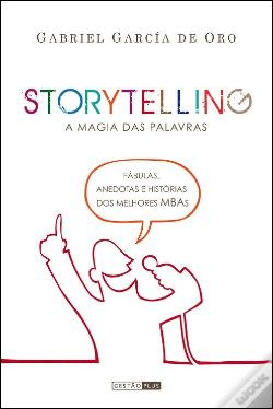 Wook.pt - Storytelling - A Magia da Palavra