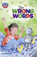 Storyworlds Bridges Stage 11 The Wrong Words (Single)