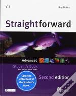 Straightforward 2nd Edition Advanced + Ebook Student'S Pack