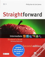 Straightforward (2nd Edition) Intermediate Student'S Book Wi