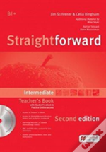 Straightforward (2nd Edition) Intermediate Teacher'S Book Pa