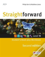Straightforward A2+ Level 1b Student Book
