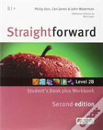 Straightforward Split Edition Level 2 Student'S Book Pack B