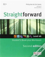 Straightforward Split Edition Level 4 Student'S Book Pack A