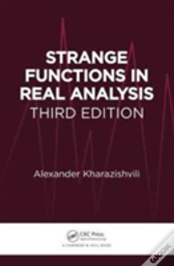 Wook.pt - Strange Functions In Real Analysis