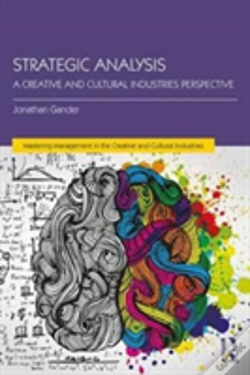 Wook.pt - Strategic Analysis In The Cultural Economy