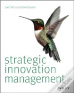 Strategic Innovation Management