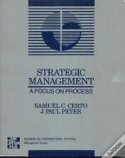 Wook.pt - Strategic Management - A Focus on Process
