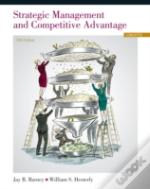 Strategic Management And Competitive Advantage