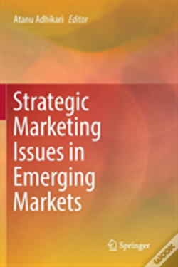 Wook.pt - Strategic Marketing Issues In Emerging Markets