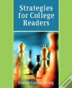 Wook.pt - Strategies For College Readers With New Myreadinglab