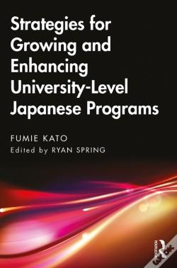 Wook.pt - Strategies For Growing And Enhancing University-Level Japanese Programs