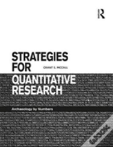 Strategies For Quantitative Research